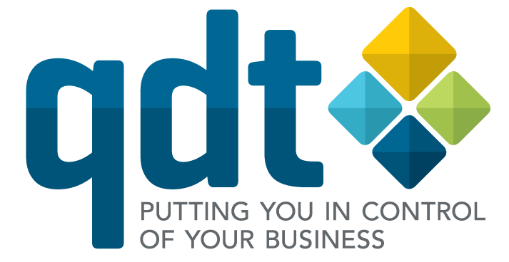 QDT Management Consultants Mobile Logo